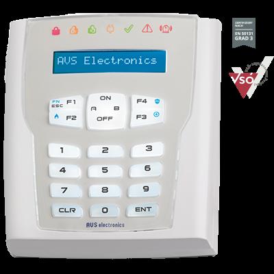 AVS Bedienteil A500 PLUS