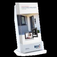 Flyer Video-Türsprechanlagen – 500142