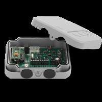 Cardin Außenempfänger mit Display (12/24 VAC-DC) S504