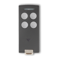 Cardin 4-Kanal Handsender TXQ504C4