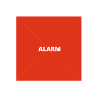 Indikatorpapier Überfalltaster ÜT303 – 581502
