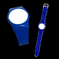 AVS Armbandtransponder Comfort, blau – HMU-TSA-BL