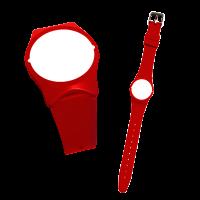 AVS Armbandtransponder Comfort, rot – HMU-TSA-RT