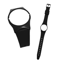AVS Armbandtransponder Comfort, schwarz – HMU-TSA-SW