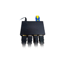 SAFIRE HDMI-Splitter Videowall 4x, Full HD – VW-SPLIT-1X4